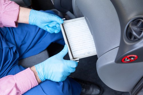1731032 Intérieur Filtre Pollen Filtre d/'intérieur Air Force Automotive