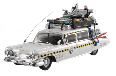 Ecto 1 Ghost Buster