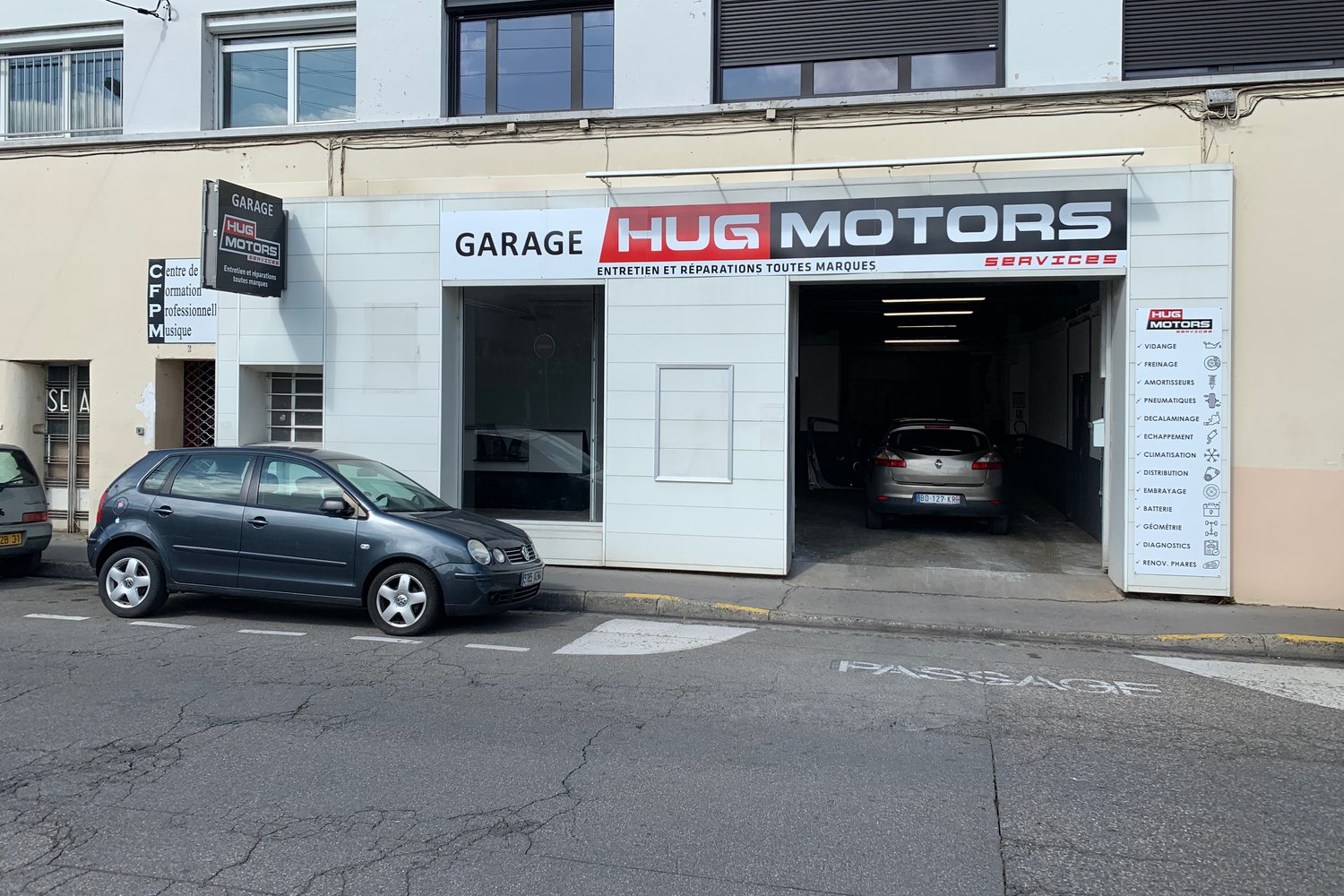 Photo HUG Motors Services Toulouse